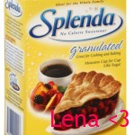 Splenda granulated