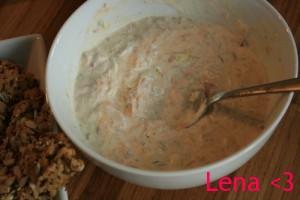 Tunfiskrøre med scones