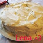 Kake med krem