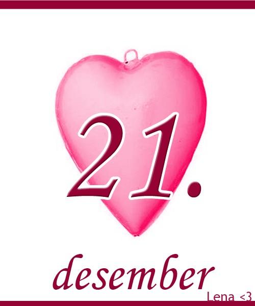 21. desember